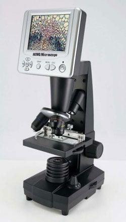 Haj mikroszkóp